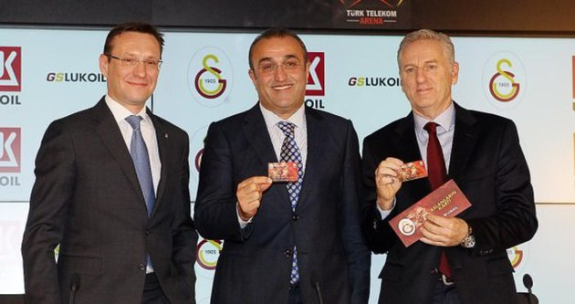 Galatasaray'a dev sponsor