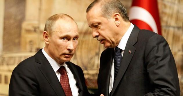 Putin: Erdoğan sağlam adam!