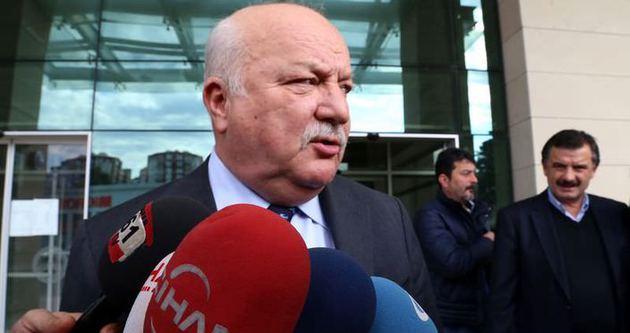 Sadri Şener'den Hacıosmanoğlu'na jet yanıt