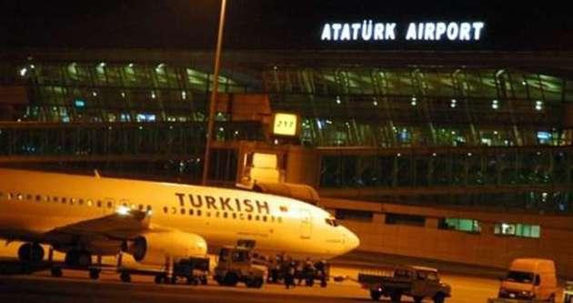 Atatürk Havalimanı'nda ebola alarmı!