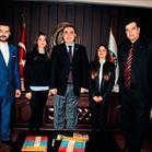 YDÜ Hukuk Fakültesi Adana Barosu'nu ziyaret etti