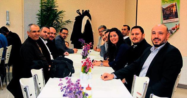 ANFA personeli Yozgat lezzetleriyle buluştu