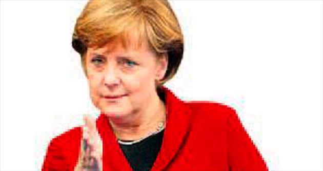 Merkel: Rusya'ya yaptırımlar kaçınılmaz