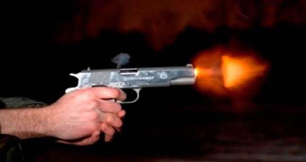 Şark Kahvesi'nde silahlı saldırı