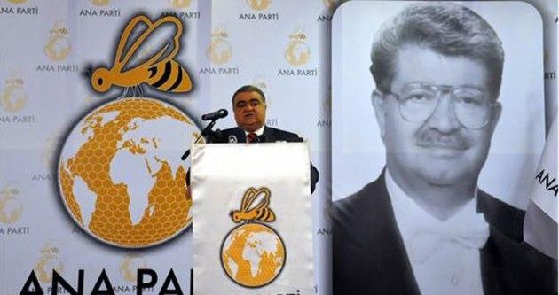 Ahmet Özal 'Ana Parti' yi kurdu!