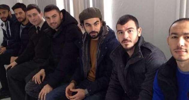 Galatasaray'ın yıldızları askerlik sırasında