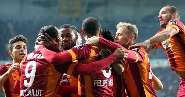 Galatasaray'dan Fenerbahçe'ye dev çalım