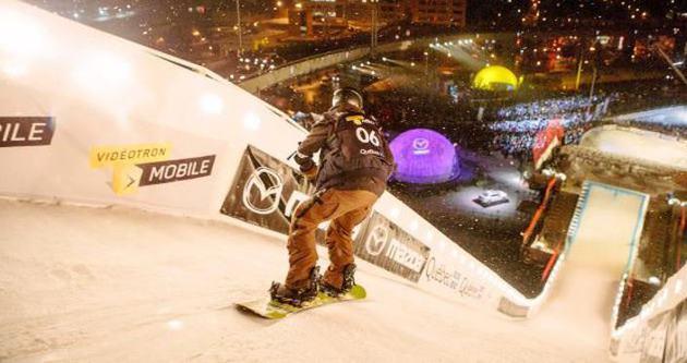 FIS Snowboard Dünya Kupası için geri sayım