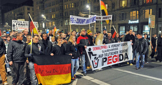 Almanya'nın yüzde kaçı müslüman karşıtı?