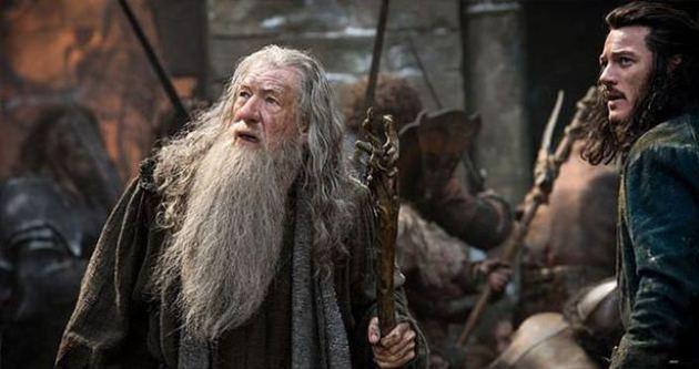 Hobbit rekorla başladı