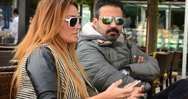 Emrah ve eşi Sibel Kirer 30 bavulla İstanbul'u terk etti