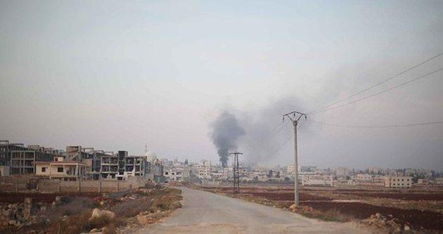 Esad ağır darbe: 400 Ölü!