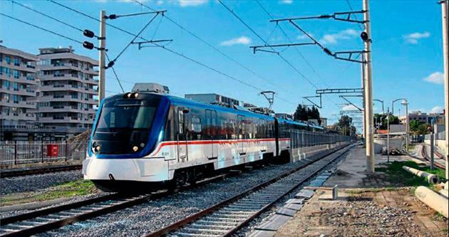 Cumaovası-Torbalı-Tepeköy İZBAN hattına elektrik verilecek