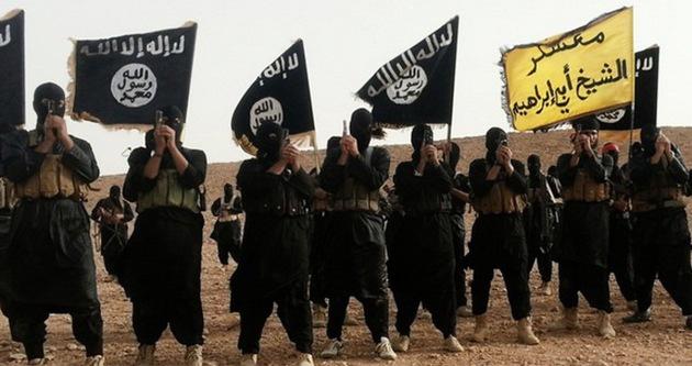 30 IŞİD militanı öldürüldü