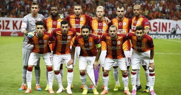 Galatasaray'ın yıldızı gemileri yaktı
