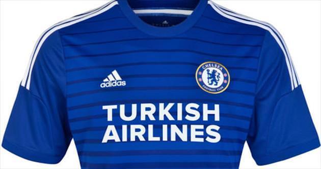 Chelsea formasına THY kırmızısı