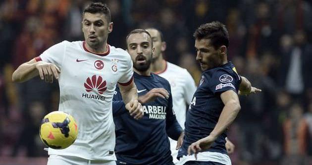 Galatasaray öldü öldü dirildi