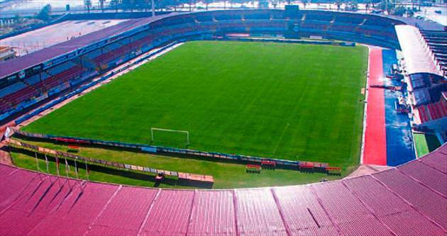 Elazığspor-Boluspor maçı Mersin'de