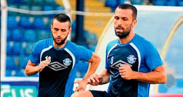 Adana Demirspor Samsun'a konuk oluyor