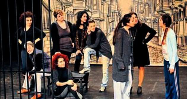 Belediye tiyatrosundan ilk müzikal