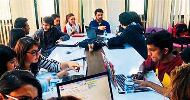 Gaziantep Hasan Kalyoncu'dan uluslararası proje