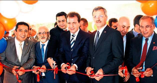 Makine mühendisleri OSB'de temsilcilik açtı