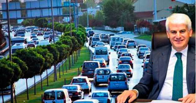 Bursa trafiği nefes alacak