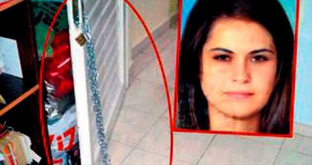 Babasının zincirlediği genç kız kendini vurdu