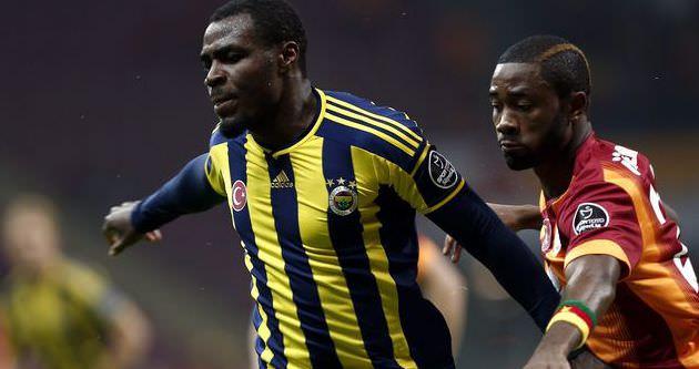 Emenike Fenerbahçe'den ayrılıyor