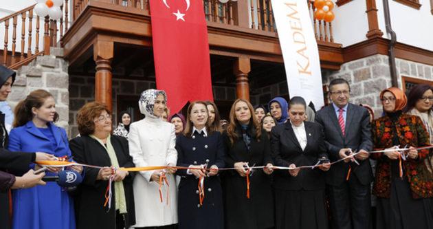 KADEM artık Ankara'da