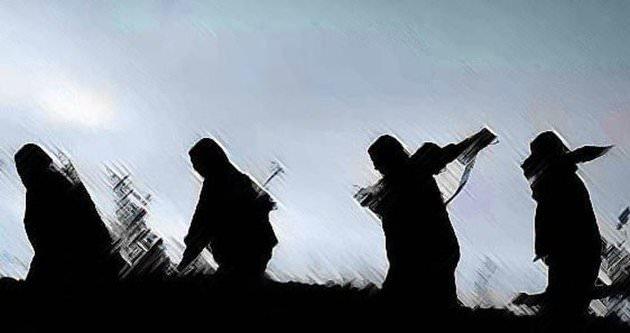 Dağa kaçırılmak istenen 3 çocuk kurtarıldı