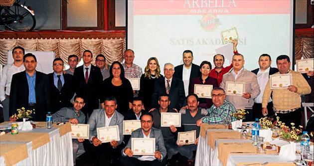 Arbel Holding'de eğitim ömür boyu