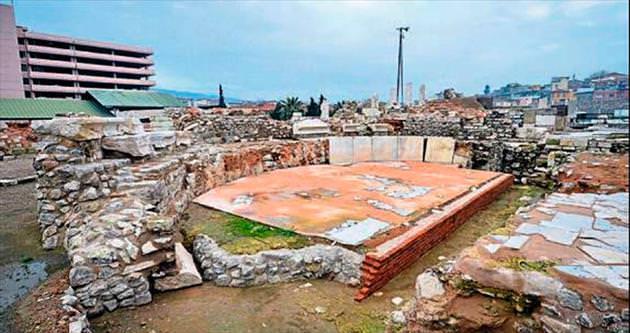 Romalıların meclisi gün ışığına çıkarıldı