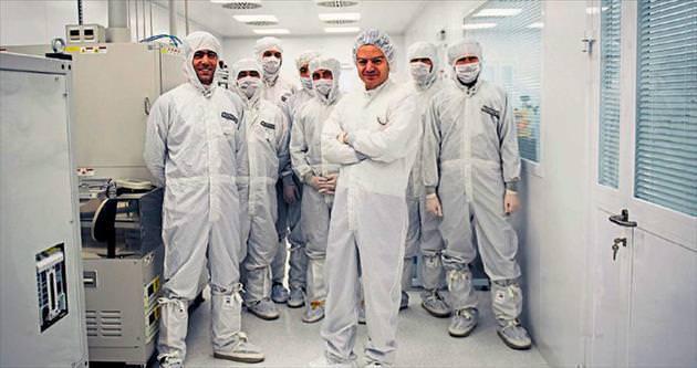 Bilkent'teki çip fabrikasıyla savunma sanayisi gelişecek