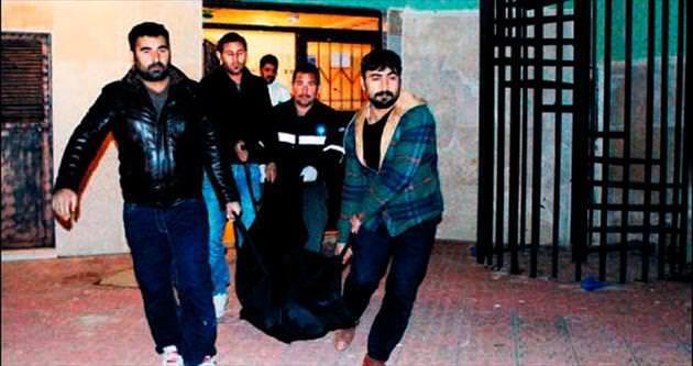 Suriyeli komutanın adı cinayete karıştı
