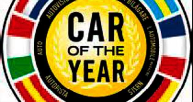 Yılın otomobil 'Oscar'ında lüks rekabet