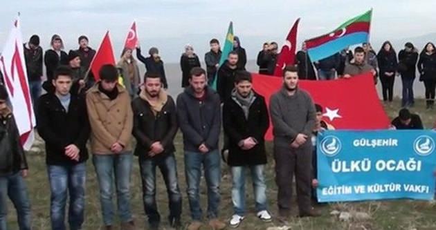 Sarıkamış şehitleri Nevşehir'de anıldı
