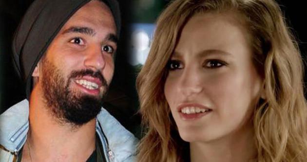Arda Turan'dan Serenay Sarıkaya açıklaması
