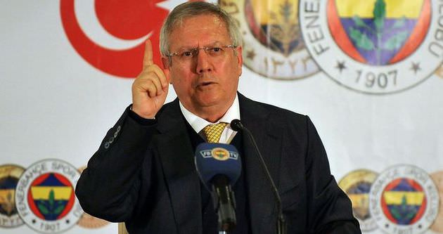 Aziz Yıldırım: Hepsini Fenerbahçe adam etti