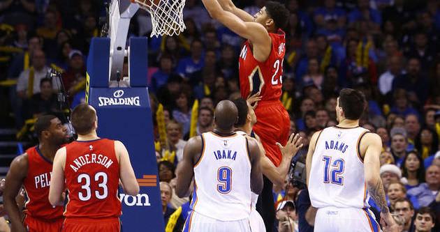 New Orleans Pelicans deplasmanda galip