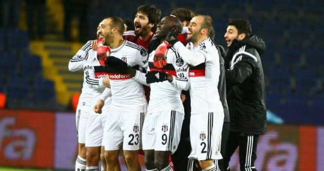 Beşiktaş'ın Başakşehir uğuru