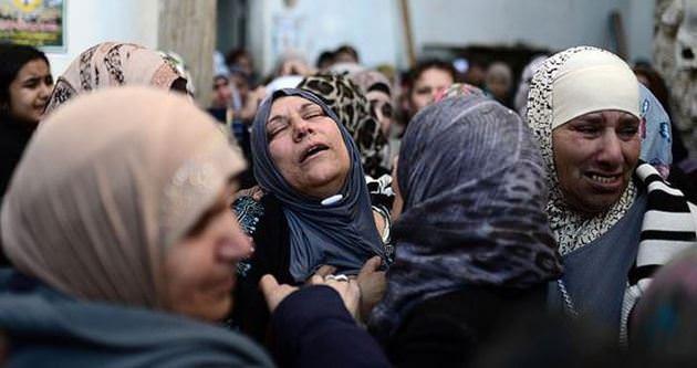 Suriye'de 990 Filistinli mülteci hayatını kaybetti
