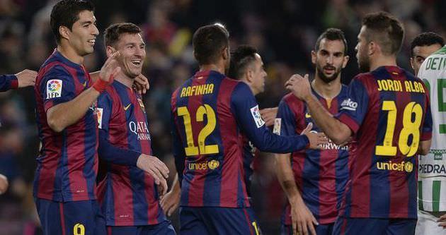 Barcelona'dan farklı tarife!