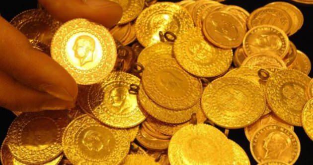 Altın fiyatları bir hafta öncesine döndü