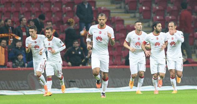 Galatasaray kupa maçına hazır