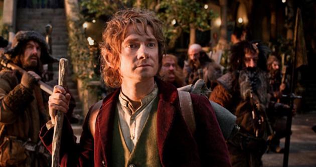 Hobbit, rekor kırmaya devam ediyor