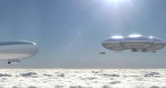 Venüs'e uçan şehir kurulacak