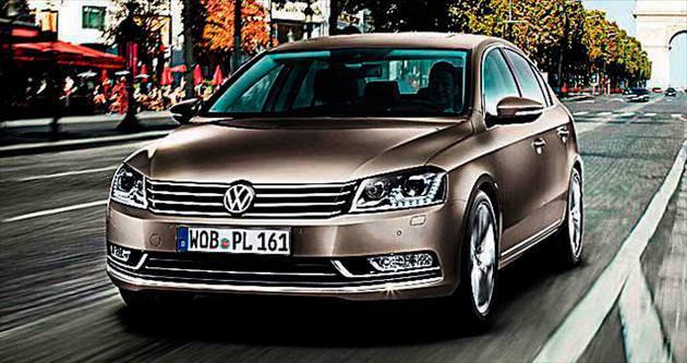 Volkswagen'in 'amiral gemisi' yenilendi