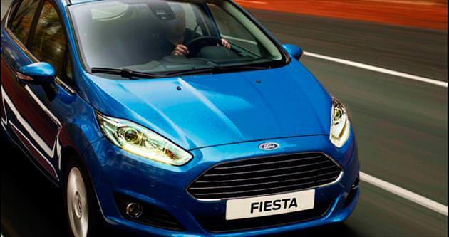 Ayda 786 TL'ye Ford Fiesta