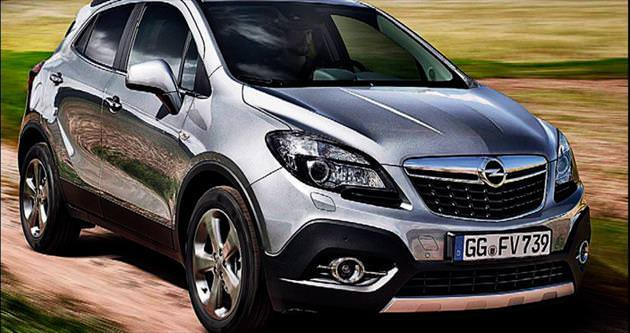 Ayda 333 TL taksitle Opel